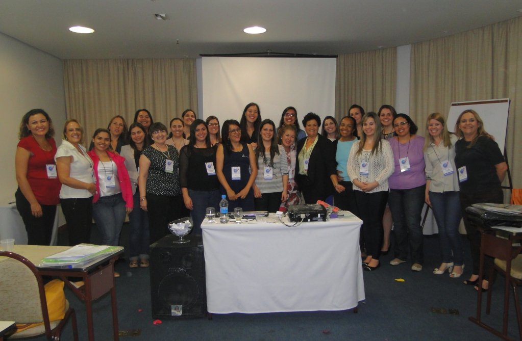 Participantes do Curso de SJCampos - 9/2014